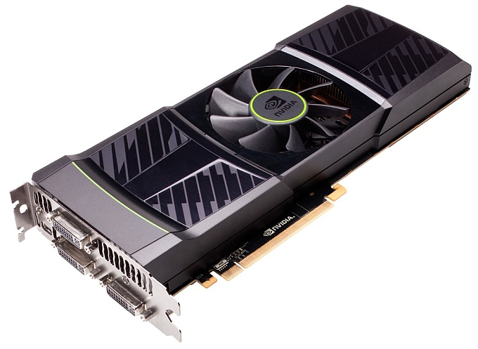 NVIDIA GeForce 590
